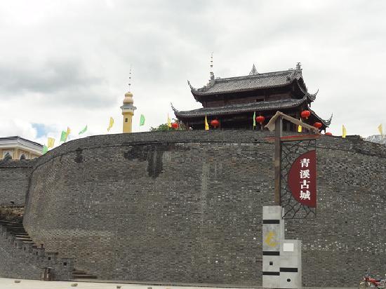青溪古城 - 四川省、青川県の写...