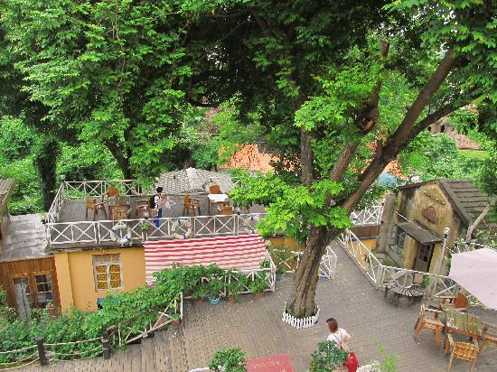Grandmother's PenghuWan Hotel : 风景特别好