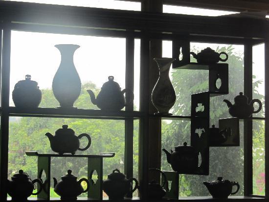 Grandmother's PenghuWan Hotel : 茶室
