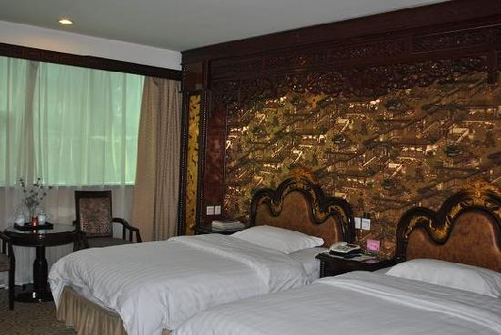 Chuan Hui Grand Hotel: 客房
