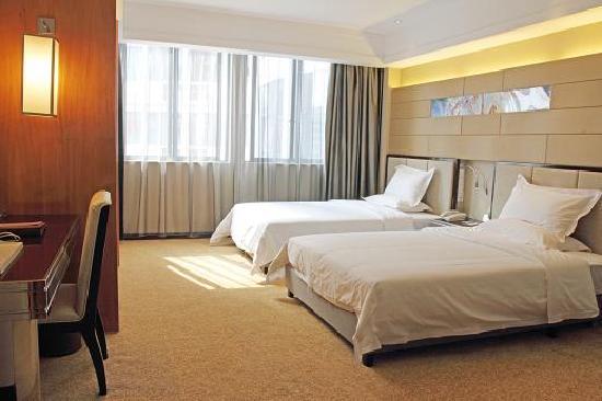 Wangzi Hotel: 豪华双人间