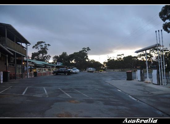 Coles Bay YHA : C:\fakepath\Aus 1216