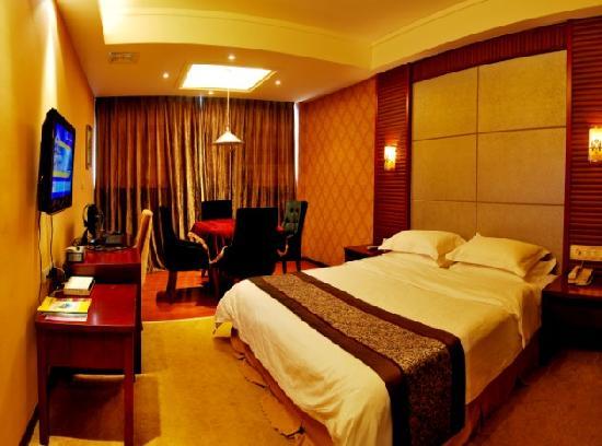 Longdu Hotel : 豪华1