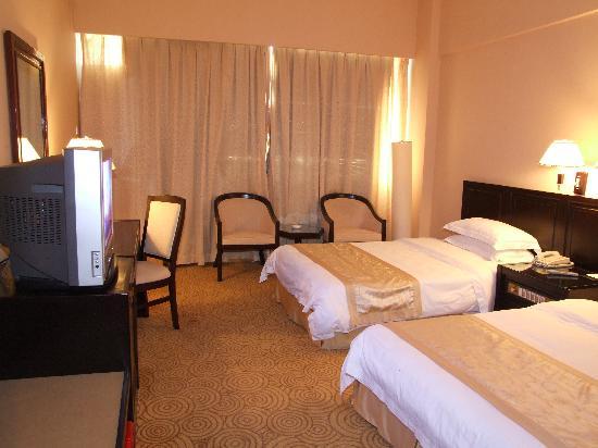 Bojin Jiahua International Hotel: 标双