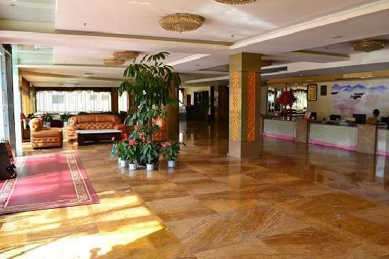 Xinghuacun Hotel: 大堂