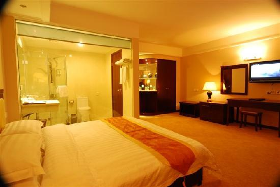 Jinrui Garden Hotel : 行政单间