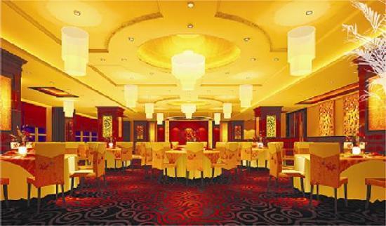Zhong Jiao Hotel: 餐厅