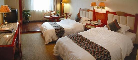 Zhong Jiao Hotel: 电脑房