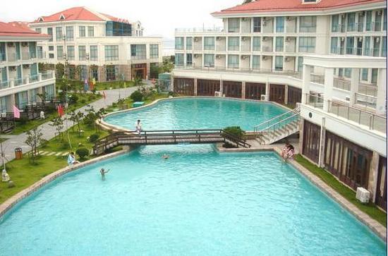 Haitian Yise Center Lianyungang Liandao Golden Coast Resort: getlstd_property_photo