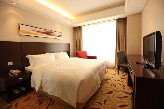 Henan Business Hotel : 标准大床间