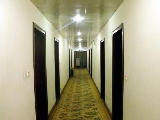 Yanghui Hotel: 走廊