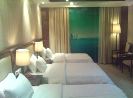Meilicheng Business Hotel: 豪华三人房
