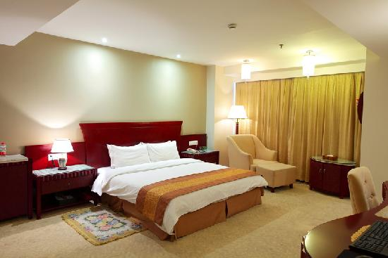 Jinshan Hujing Hotel