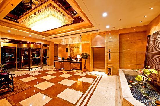 Suichang Hotel: 酒店大堂