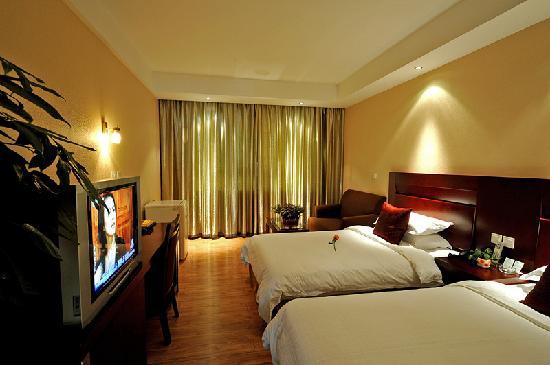 Suichang Hotel: 标准间