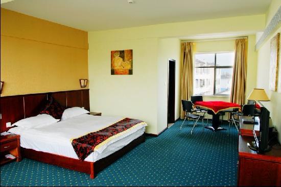 City Holiday Hotel: 酒店单间