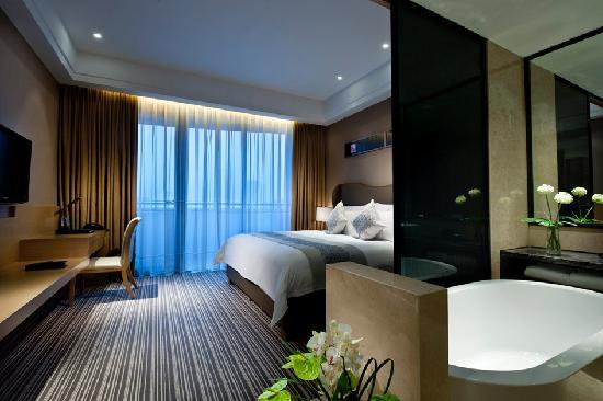 Ramada Plaza Shunde: 酒店商务单人房
