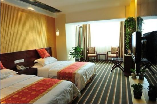 Baihuacun International Hotel: 照片描述