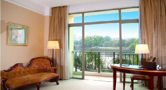 Jiangpan Business Hotel: 房间