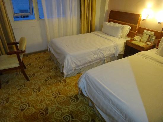 DO NOT STAY HERE - Review of Chaohai Hotel, Shenzhen, China - TripAdvisor