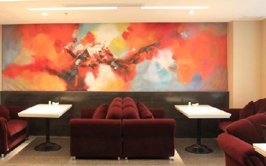 Bauhinia Hotel : 西餐厅