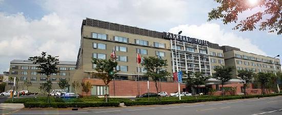 باركيارد هوتل شنغهاي