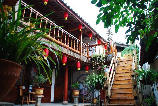 Huwaiyi Lijiang Luxing Jiayuan Inn Qianqian
