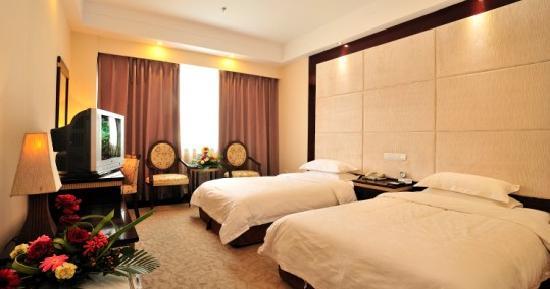 Jinqiao Hotel : 豪华标间