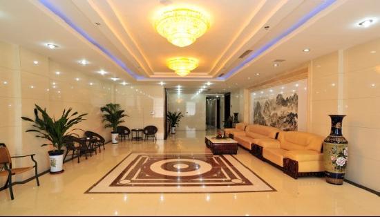 Jinqiao Hotel : 休息区