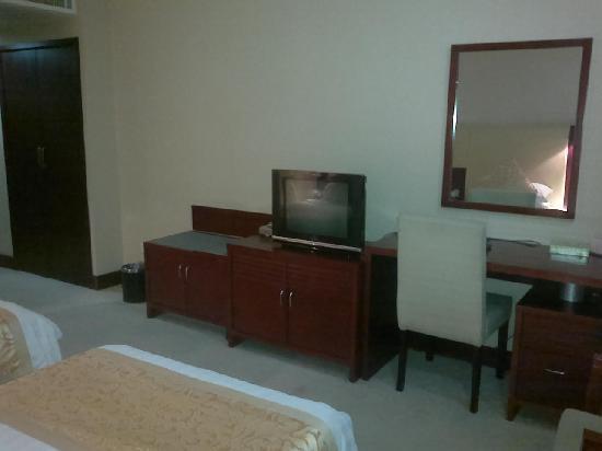 Tianranju Hotel: 写字桌