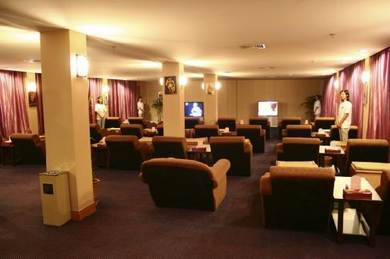 Taishun International Hotel: 桑拿足浴