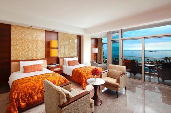 MGM Grand Sanya: 豪华海景客房 Deluxe Ocean View Room
