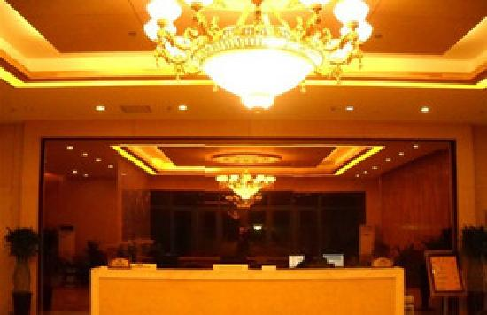 Zhonglou Siji Yangguang Apartment Hotel