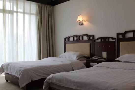 Tianshu Garden Hotel: 观景房