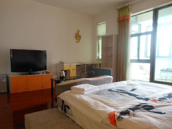 80 Yiju Apartment Hotel : 名仕宾舍
