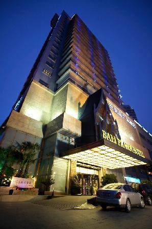 Bali Plaza Hotel Yiwu