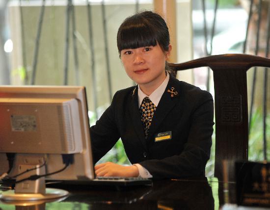 Bali Plaza Hotel Yiwu: 金钥匙服务