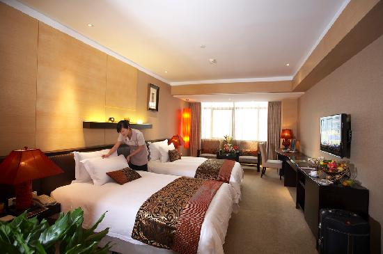 Bali Plaza Hotel Yiwu: 豪华标间