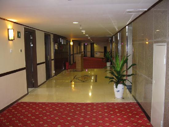 Huizhou Hotel: 走廊