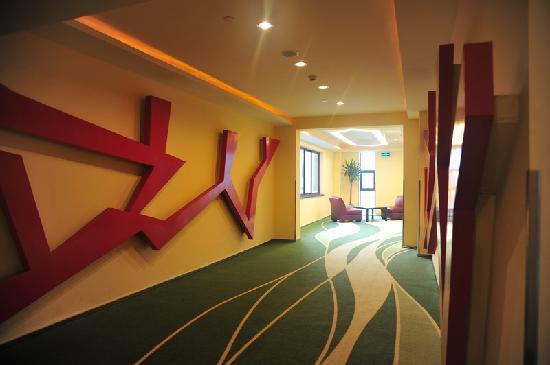 Anke Theme Hotel: 海宁酒店