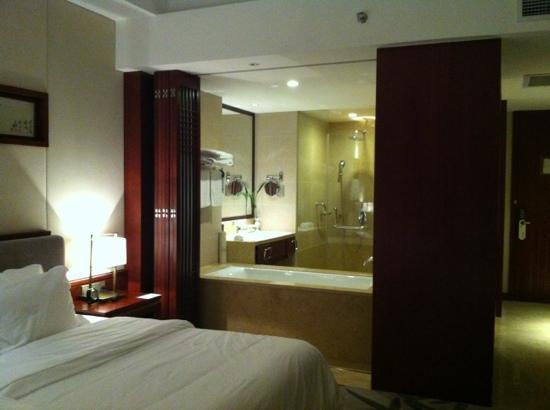 Tianmu Lake Yushui Hot Spring Hotel: 1