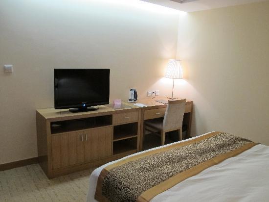Jin Hu Hotel Wuxi: 大床房