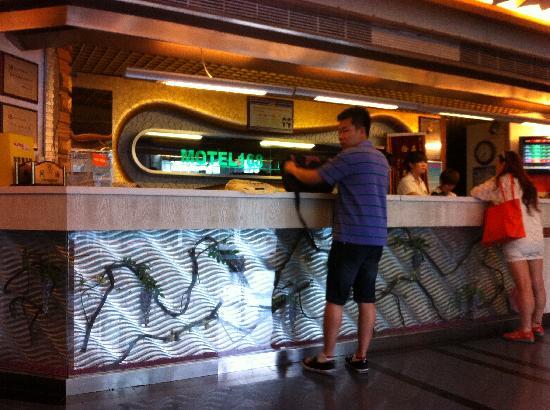 Motel 168 Yantai Ermalu Binhai Square