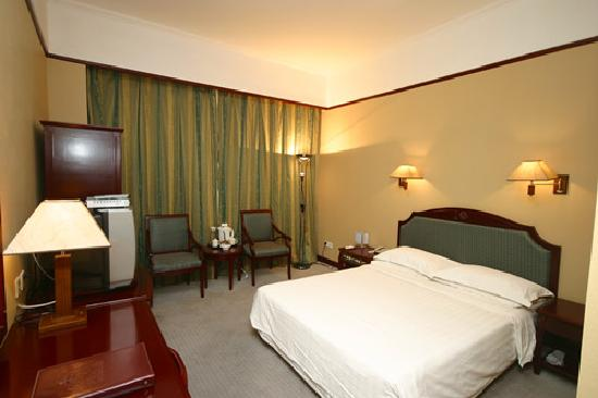 Baiyulan Chengshi Hotel: 单人间