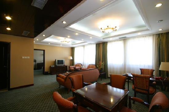 Baiyulan Chengshi Hotel: 豪华套房