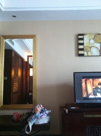 Phoenix  Island Resort Zhoushan : 大大的镜子