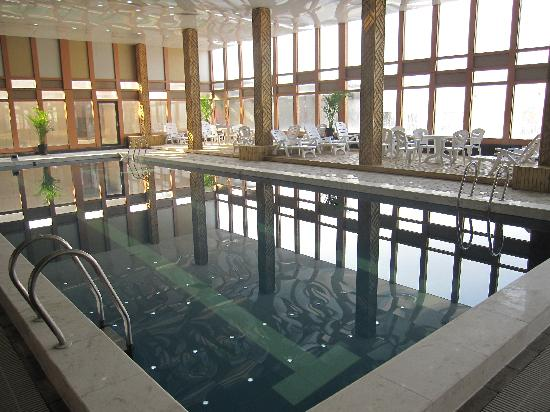Jiangyan Hotel: 游泳馆