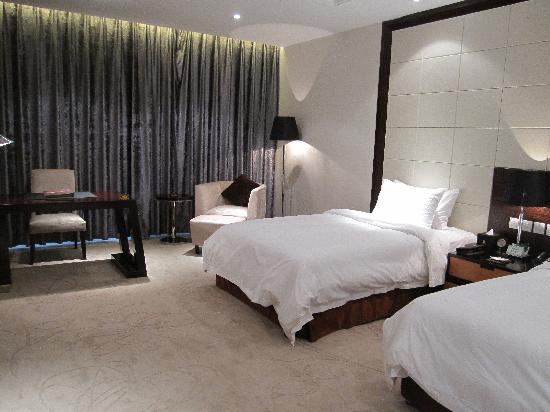 Jiangyan Hotel: 高级标间