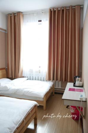 Qinghai Sangzhu Hostel: 双人间