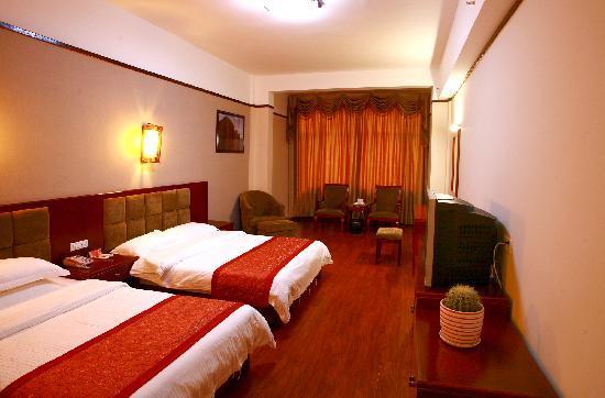 Longhushan Jialeju Hotel : 123